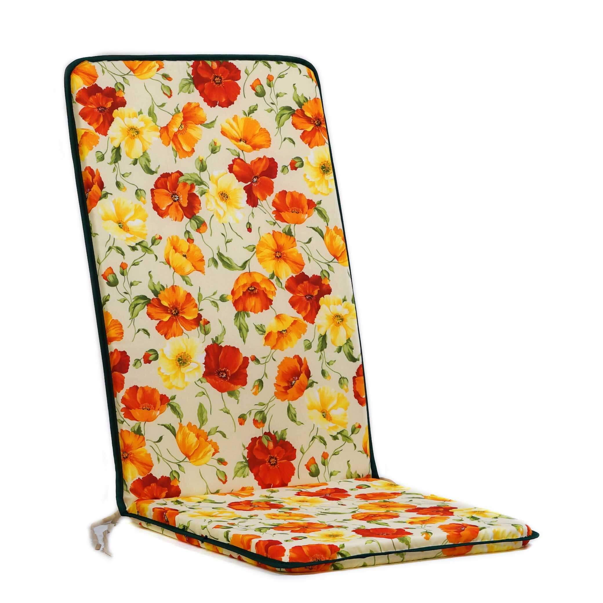 Cuscini per sedie con schienale alto - Tecnocuci